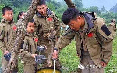 2019军事特训营活动