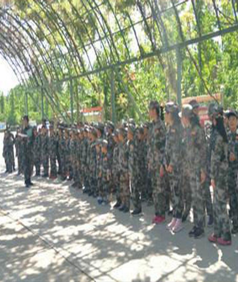 高中生励志国防教育